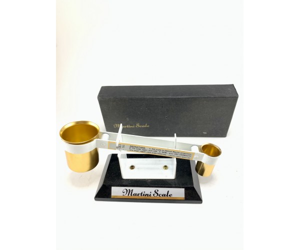 Martini Scale For Your Great Cocktail Shaker Parties