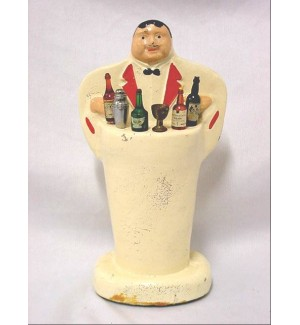 Syrocco Figural Bartender Cocktail Picks 1930's