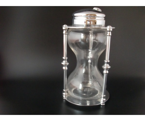 Hourglass Cocktail Shaker