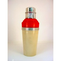 Master Incolor Red & White Cocktail Shaker